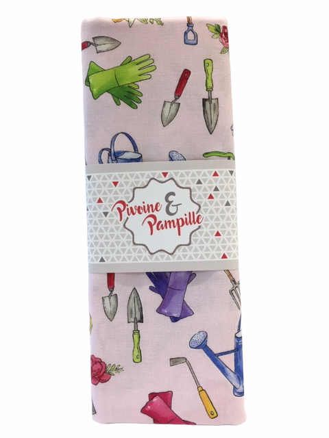 coupon tissu patch pp018
